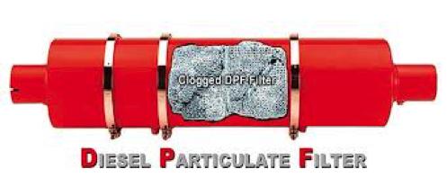 Truck Repair Diesel Particulate Filter Monson Tnt